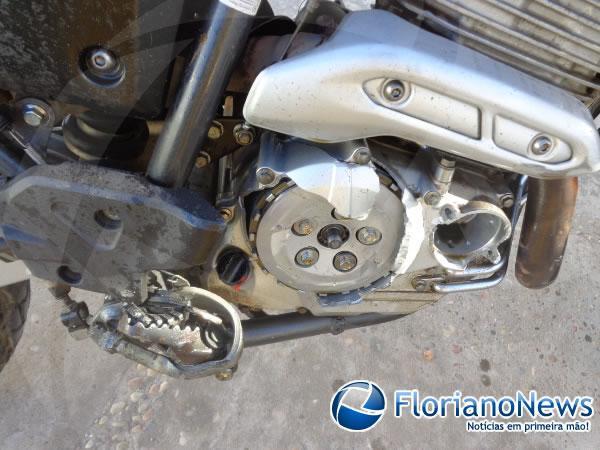 Acidente de moto deixa vítima fatal em Floriano(Imagem:FlorianoNews)