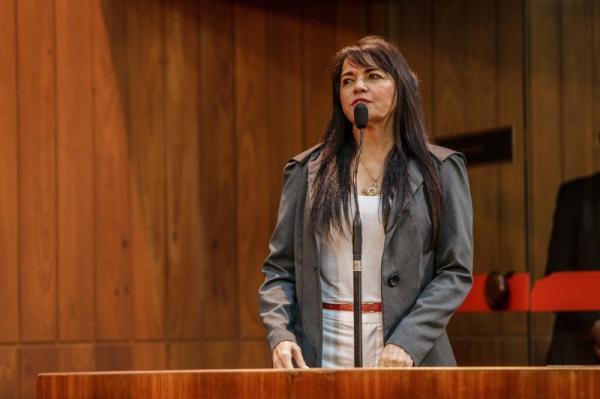Teresa Britto(Imagem:Alepi)