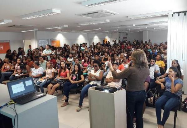 Senac de Floriano realiza qualificação profissional com foco no mercado de trabalho.(Imagem:Divulgação)