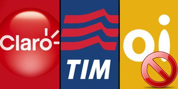 Anatel anuncia suspensão de venda de chips da Oi, Claro e TIM.(Imagem:Divulgação)