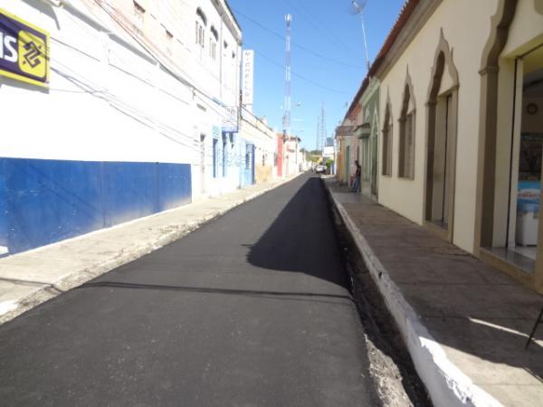 Rua Marechal Pires Ferreira(Imagem:FlorianoNews)