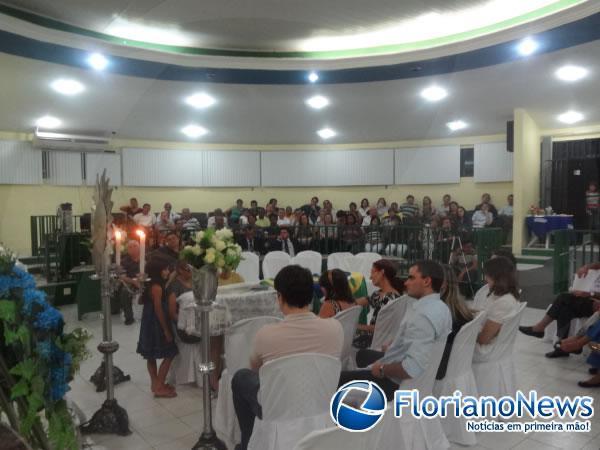 Velório de João Lobo(Imagem:FlorianoNews)