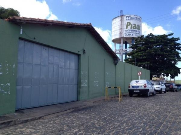Penintenciária Casa de Custódia em Teresina.(Imagem:Catarina Costa/G1)
