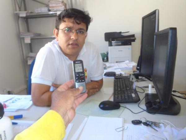Rafael Vitor Oliveira Rodrigues, chefe de cartório da 21ª Zona Eleitoral de Barão de Grajaú.(Imagem:FlorianoNews)