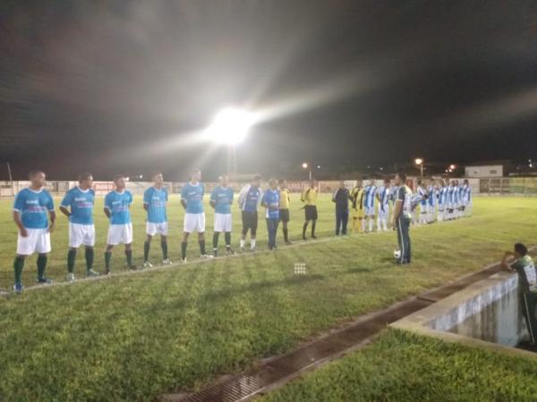 Dois jogos marcaram a abertura do Campeonato Florianense de Futebol.(Imagem:FlorianoNews)