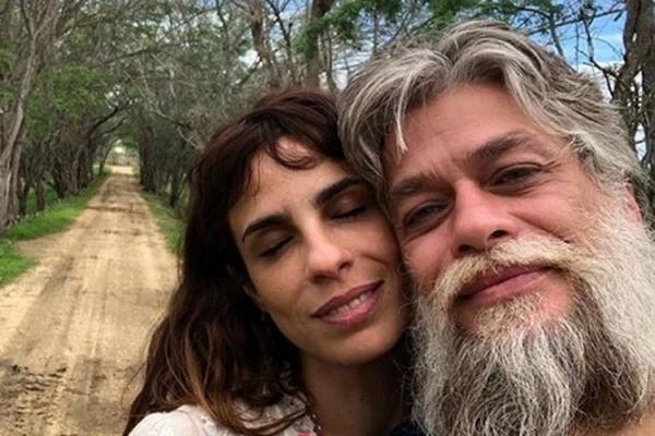 Fábio Assunção assume relacionamento com Maria Ribeiro.(Imagem:Instagram)