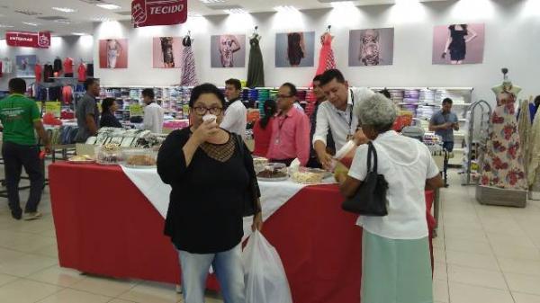 Armazém Paraíba comemora o Dia do Consumidor com promoção especial em Floriano.(Imagem:Divulgação)