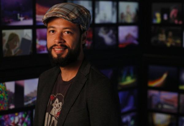 O animador brasileiro Claudio de Oliveira.(Imagem:Pixar)