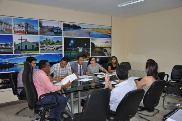 Prefeitura de Floriano apresenta ao TCE nesta quinta-feira (20) proposta de parcelamento de débitos. (Imagem:Secom)