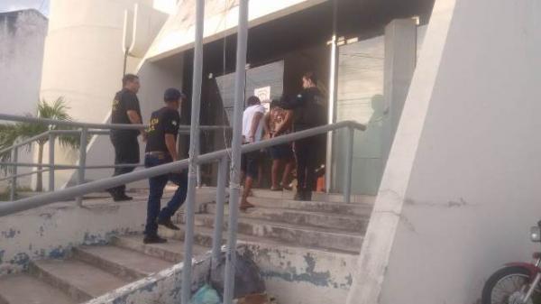 Polícia deflagra Operação Dominó e cumpre mandados em Floriano.(Imagem:FlorianoNews)