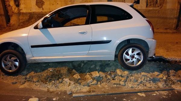 Motorista alcoolizado provoca acidente de trânsito em Floriano.(Imagem:Jc24horas)