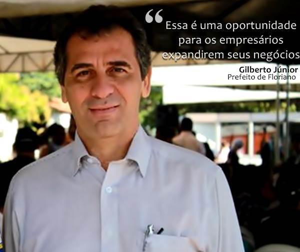 Município ganhará Floriano Shopping.(Imagem:180Graus)