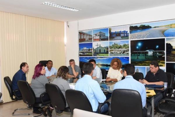 Atividades para perfuração de poços de petróleo e gás natural terão início dia 21 em Floriano.(Imagem:SECOM)