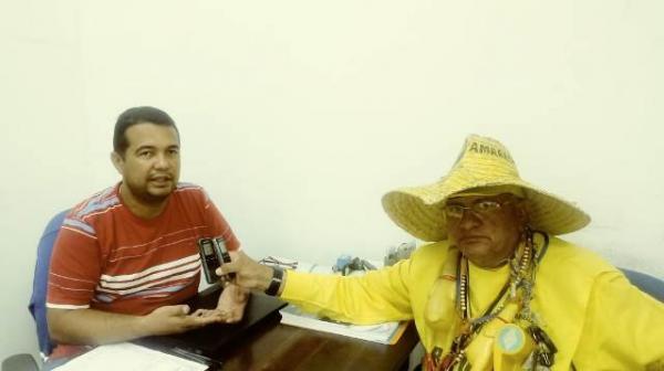 Raimundo Irene,Coordenador de Operação da Eletrobrás de Floriano.(Imagem:FlorianoNews)