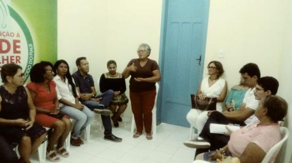 Reunião do Conselho Municipal de Saúde homenageia ex-presidente Antônio Rufino.(Imagem:FlorianoNews)