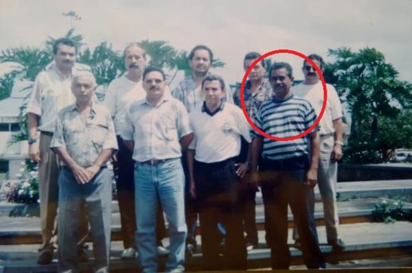 Morre em Floriano o desportista Galdino Oliveira.(Imagem:Divulgação)