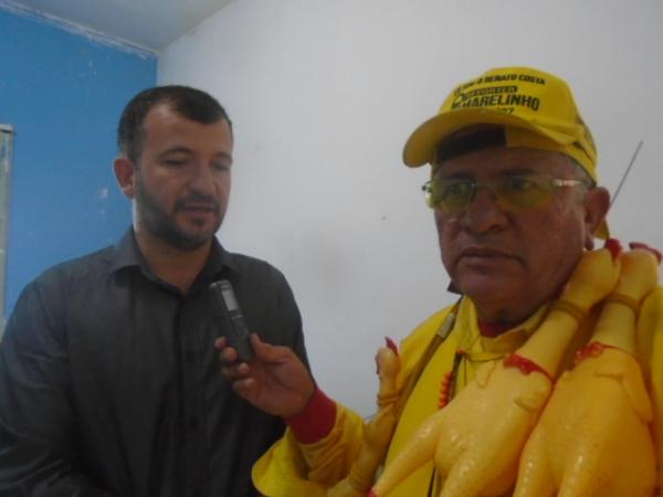 Delegado Firmino Vilarinho(Imagem:FlorianoNews)