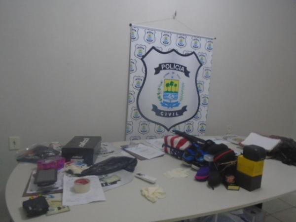 Prisões devem influenciar nos índices de criminalidade, diz delegado sobre Operação em Floriano.(Imagem:FlorianoNews)