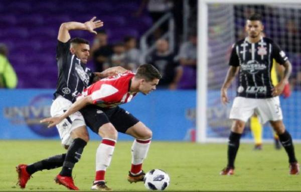 Flórida Cup: Corinthians cede empate ao PSV, mas leva a melhor nos pênaltis.(Imagem:Gregg Newton)