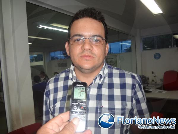 Manoel Nóbrega, superintendente da concessionária Cajueiro Motos de Floriano.(Imagem:FlorianoNews)
