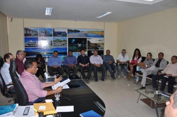 Mudanças no primeiro escalão do governo Joel Rodrigues.(Imagem:Secom)