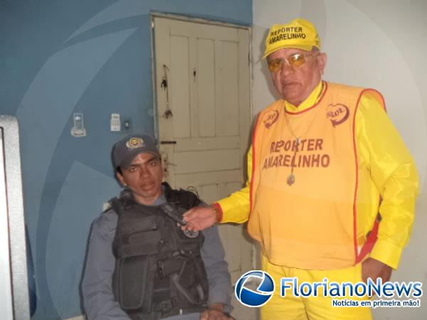 Soldado Marques(Imagem:FlorianoNews)