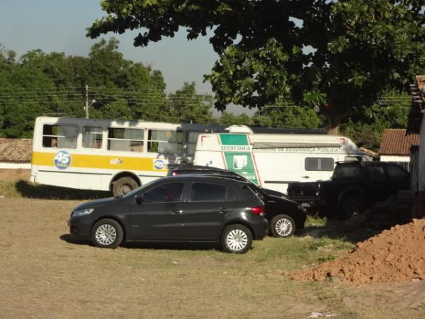 PM apreende veículos por propaganda eleitoral irregular em Floriano.(Imagem:FlorianoNews)