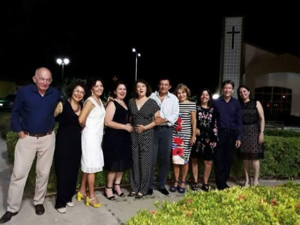 Família celebra centenário de Casimiro Mendes de Carvalho com homenagens.(Imagem:Reprodução/Facebook)