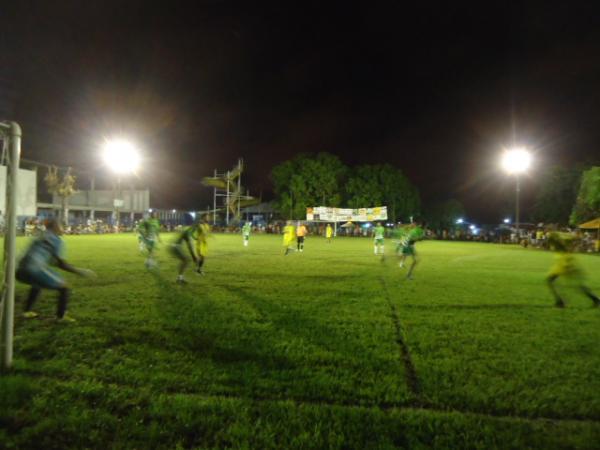 Chuva de gols marca rodada da Copa Comércio de Futebol Society de Floriano.(Imagem:FlorianoNews)