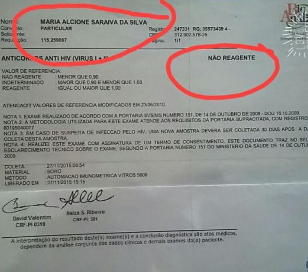 mulher florianense é vítima de acusação falsa de contaminar homensimagem divulgação mulher florianense é vítima de acusação falsa de contaminar homens com vírus da aids