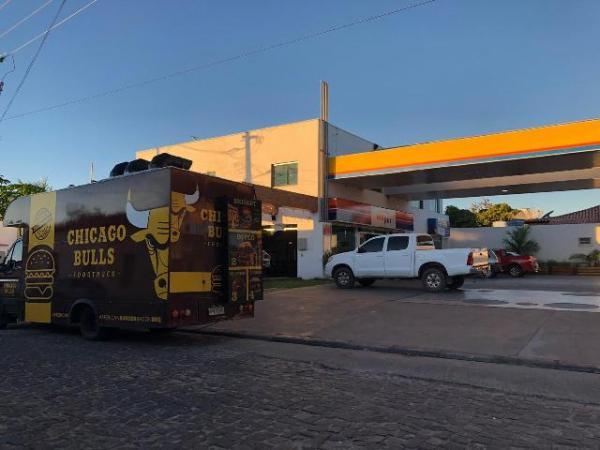 Chicago Bulls Food Truck(Imagem:Divulgação)