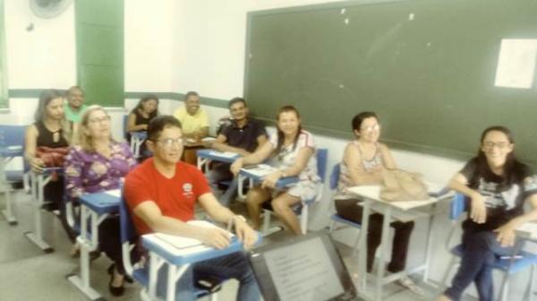 10ª GRE realiza capacitação do projeto