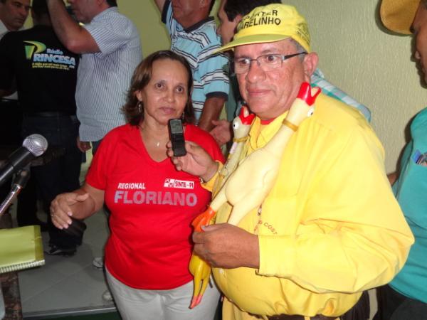 Léa Almeida(Imagem:FlorianoNews)