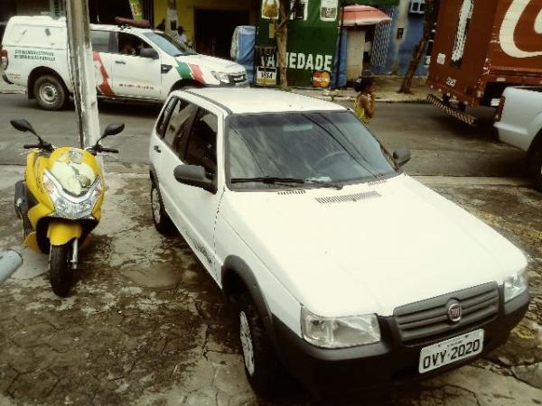 PM recupera segundo veículo roubado e prende suspeito de arrastão em Floriano.(Imagem:FlorianoNews)