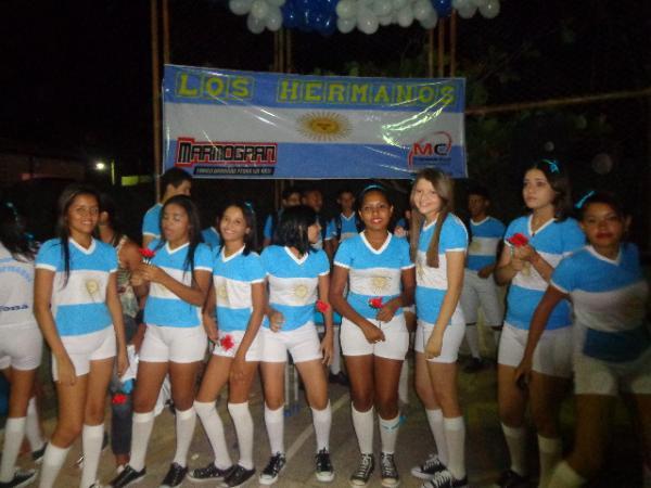 Unidade Escolar Djalma Nunes realiza Gincana Cultural.(Imagem:FlorianoNews)