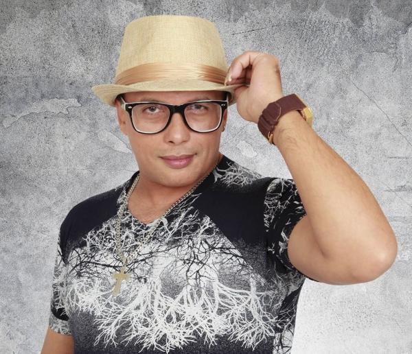 Paulynho Paixão é conhecido por sua músicas com letras românticas ligadas especialmente ao ritmo brega.(Imagem:Divulgação)