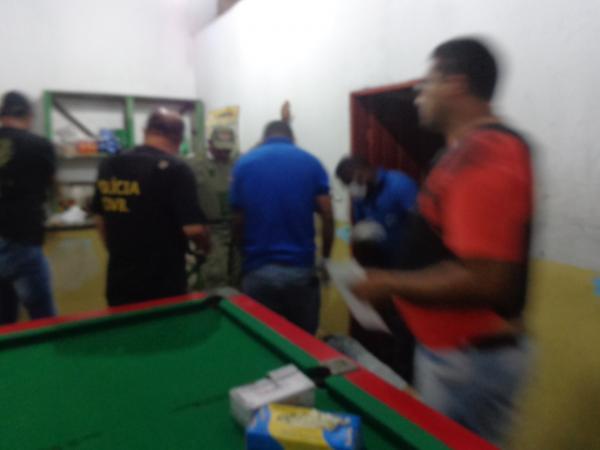 Homem é morto a tiros após reagir a assalto em Floriano.(Imagem:FlorianoNews)