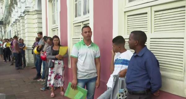 Confira as vagas de emprego em Pernambuco nesta segunda (9)(Imagem:Reprodução)