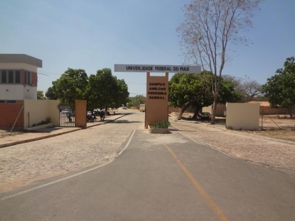 Universidade Federal do Piauí (UFPI)(Imagem:FlorianoNews)