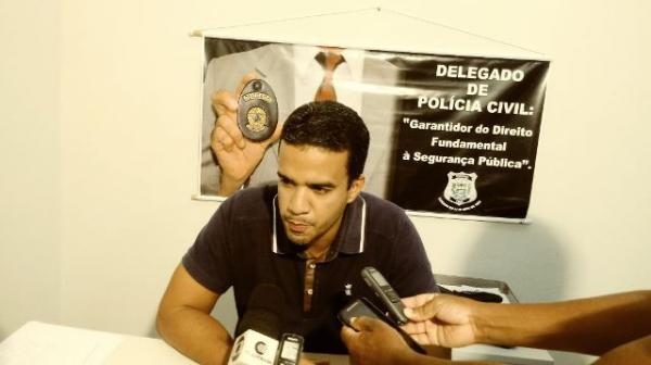 Delegado Bruno Oliveira(Imagem:FlorianoNews)