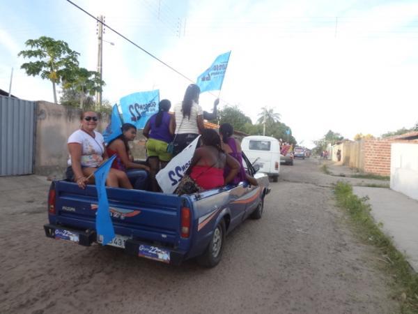Confira os flashes dos candidatos à prefeitura de Barão de Grajaú(Imagem:FlorianoNews)