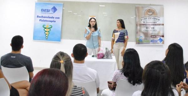 Realizada a I Semana da Saúde da Faculdade de Floriano.(Imagem:FAESF )