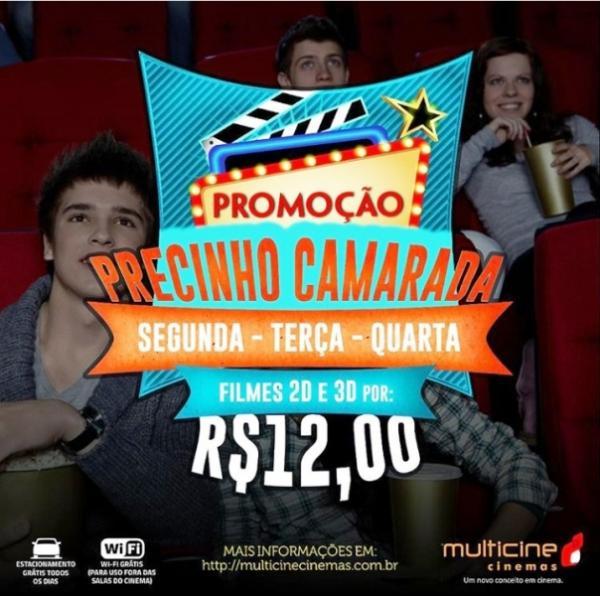 Promoção Precinho Camarada (Imagem:Divulgação)
