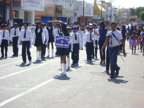 Estudantes em Marcha(Imagem:Cida Santana)
