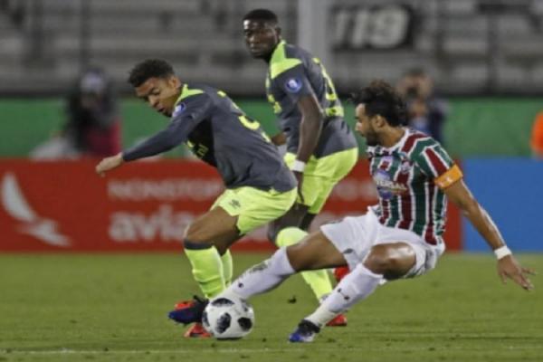 Fluminense perde pro PSV nos pênaltis na estreia da Florida Cup.(Imagem:Divulgação)