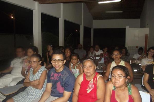 Escola municipal homenageia o Repórter Amarelinho pelo Dia do Folclore.(Imagem:FlorianoNews)
