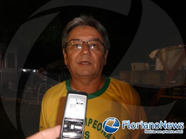 José Paraguassú(Imagem:FlorianoNews)