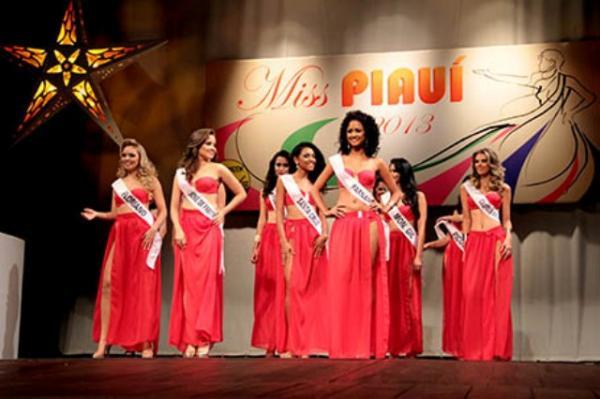 Miss Piauí 2013(Imagem: Evelin Santos / Cidadeverde.com)