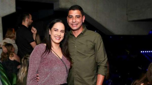 Silvia Abravanel e Vinicius de Oliveira(Imagem:Reprodução/Instagram)
