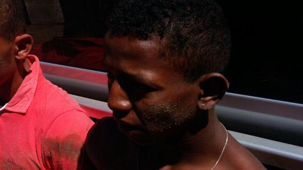 Dupla suspeita de assaltos é detida pela Polícia Civil de Floriano.(Imagem:Jc24horas)